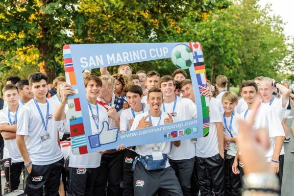 San Marino Cup 2022 – HERE WE ARE READY AND YOU? Dream Team Sports Tour