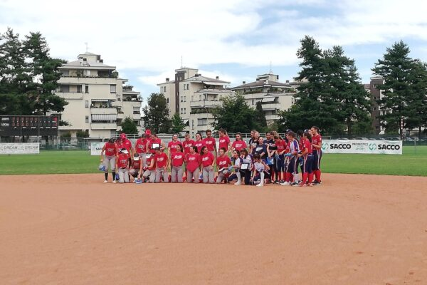 Vittorio Pino Softball Memorial: welcome to US team!
